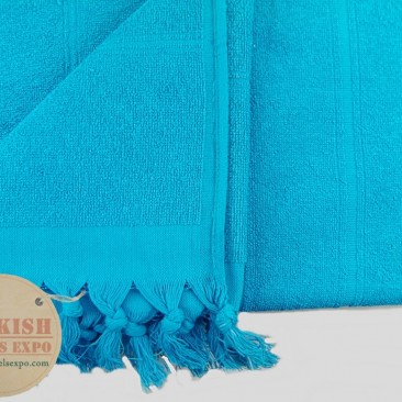 Aqua Terry Towels