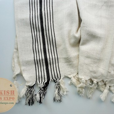Bergama Cotton Turkish Towels / Pestemals