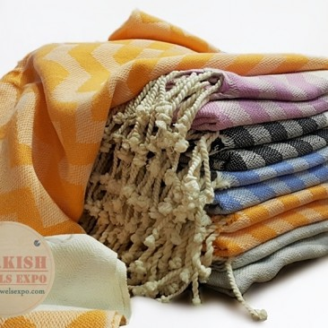 Historic Turkish Towels / Pestemals