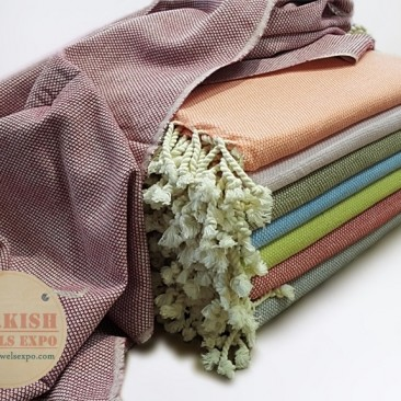 Olive Turkish Towels / Pestemals
