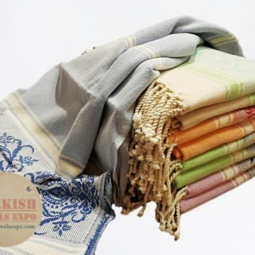Ottoman Turkish Towels / Pestemals