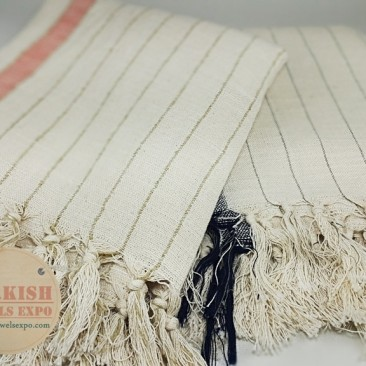 Silky Turkish Towels / Pestemals